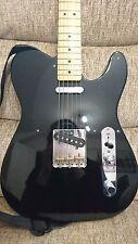 Guitarra Eléctrica Fender baja telecaster en Negro
