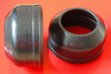 MARZOCCHI CLASSIC 35MM  FRONT FORK DUST SEALS PAIR WITH  RECESS