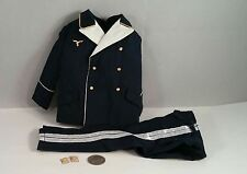 3R WWII German Luftwaffe officer Hermann G. big guy uniform 1/6 toy GI Joe DID