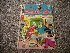 Archie and Me #50 (August 1972) Archie Comics Giant Size