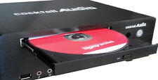 Cocktail Audio X100 2TB CD Grabadora, Streamer, NAS Ripper con DSD/DXD playback