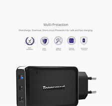 Tronsmart Quick Charge 3.0 USB Wall Travel Charger 42W 1 and 2 VoltIQ Ports EU