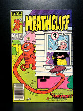 COMICS: Marvel: Heathcliff #7 (1986) - RARE (spiderman/thor/avengers)