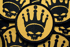 """""""Skull King"""" - Patch cosplay inspired by retro classic video game"""