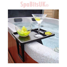 Hot Tub Drinks Tray  Adjustable Table Bar Spa