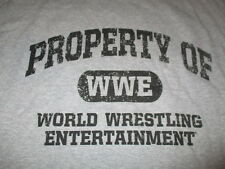 PROPERTY OF WWE World Wrestling Entertainment DS (LG) T-Shirt