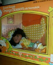 strawberry shortcake sweet sleeper orange blossom 1984