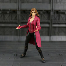 Marvel Captain America Civil War Scarlet Witch Action Figure Toy Doll