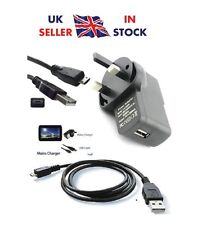 5v 2a USB UK Wall Charger and Micro USB Cable for Mobile Cell Phone & Tab Tablet