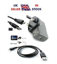 5v 2a USB UK Wall Charger and Micro USB Cable for LG G2 G3 G4 Nokia Lumia Window