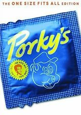 Porky's (The One Size Fits All Edition) by Dan Monahan, Mark Herrier, Wyatt Kni