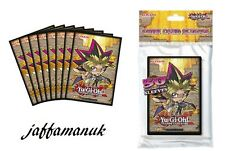 Yu-Gi-Oh CHIBI CARD SLEEVES - Sealed Pack Of 50 Yugioh Sized Deck Protectors