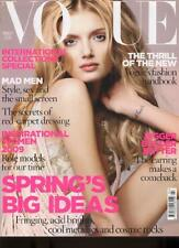 VOGUE MAGAZINE - March 2009 International Collections Special