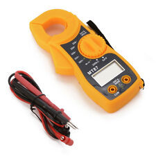 Digital Clamp Meter LCD MT87 OHM Amp AC/DC Current Voltage Resistance Test