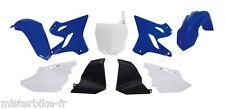 Kit plastiques Racetech Yamaha YZ125/250 2002-14 Replica Origine '15-16 7804985