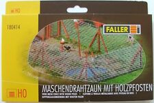 FALLER HO scale - RAILING 124 CM LONG - plastic model kit-set # 180428