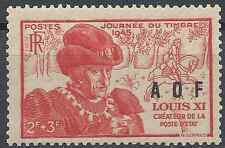 AFRIQUE OCCIDENTALE FRANÇAISE AOF N°23 - NEUF ** LUXE GOMME D'ORIGINE - COTE 1€