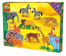 SES Creative 06116  Bügelperlen Set ZOO TIERE Große Geschenkpackung  NEU OVP *