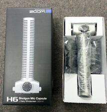 Zoom SGH-6 STEREO SHOTGUN MIC CAPSULE for H6/H5 recorder by free shipping  world