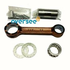 Connecting Rod Kit 6H4-11651-00 for 40HP 50HP 3 Cylinder Yamaha Outboard Motor