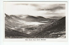 Glen Einich From Coire Dhondail Cairngorms Real Photograph Inverness-shire