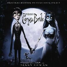 Tim Burton's Corpse Bride [Original Motion Picture Soundtrack] Danny Elfman CD