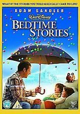 Bedtime Stories DVD Complete With Slip Cover Free Post