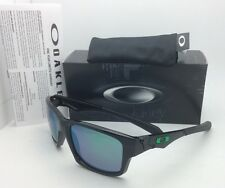 Oakley Sunglasses JUPITER SQUARED OO9135-05 Black Frames w/ Jade Mirrored Lenses
