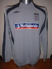 England Umbro Jacket Jumper Adult XL Football Soccer Shirt World Cup Nationwide