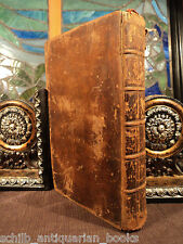 1786 Voyages Journal Hebrides Scotland Boswell & Samuel Johnson Scottish Travels