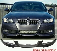 07-10 BMW E92 E93 Coupe Convertible SE M-Tech Style Front Splitter Lip | NEW