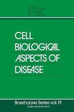 Cell Biological Aspects of Disease : The Plasma Membrane and Lysosomes 19...