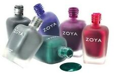 Zoya Fall 2014 Matte Velvet Collection Nail Polish Choose Your Colors!