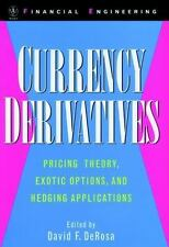 Wiley Series in Financial Engineering: Currency Derivatives : Pricing Theory,...