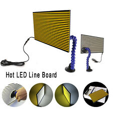 1x LED Dent Testing Reflective Board Double Panel USB PDR Strip Line Board