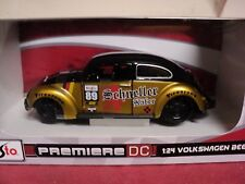 "Maisto Volkswagen Beetle ""Pro Rodz style""  1/24 scale new in Box"
