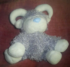 "My Blue Nose 4"" soft toy  no 67 Kashmir the Ram"