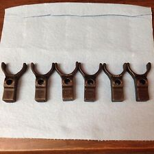CATERPILLAR 3176 FUEL INJECTOR HOLD DOWN CLAMPS 7C8851  ( Set  6)