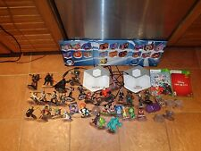 Exclusive DISNEY INFINITY 40 Figures 25 Discs in  Mickey Minnie Monsters XBOX360
