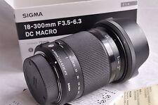 Per Nikon AF Sigma 18-300mm f/3.5-6.3 DC OS HSM
