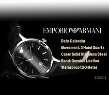 EMPORIO ARMANI MEN'S CLASSIC LUXURY COLLECTION WATCH AR2411