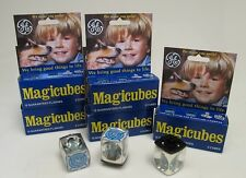 15x GE General Electric Magicubes Magic Cube Polaroid Big Shot Flash TYPE X NOS