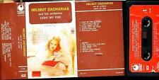 ZACHARIAS K7 AUDIO BELGE DOORS ROLLING STONES BEATLES