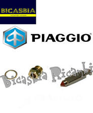 247655 - ORIGINALE PIAGGIO SPILLO CARBURATORE APE CAR P2 P3 - TM 602 703 BENZINA