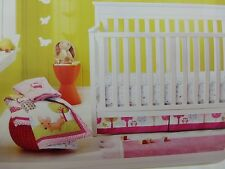 4 pc Circo Up We Go Baby Nursery Crib Bedding Set Collection NIP