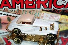 1997 Hot Wheels Cruisin' America Mercedes 540K