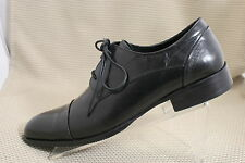 Kenneth Cole Reaction Men's Knight Life LE All Leather BLK Dress Shoe SIZE 11 M