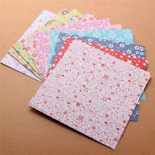 72 Sheets(12 Styles) 15X15cm Square Origami Folding Paper