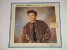 RICK ASTLEY -She wants to dance with me- 12""