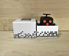 New Black & Red Full Fidget Cube 6 side anxiety stress attention relief toy